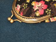 【囡囡手作】手工和风樱花口金包零钱包硬币包