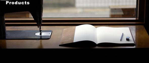 日本皮革工作室NL -革小物作家丹羽 元 Hajime Niwa 作品