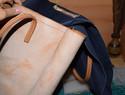 原创Tote包-纯手工皮包详细制作过程(有图纸)
