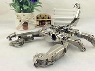 特价创意礼品金属潮流摆件钢铁天蝎座男生日礼物可拆卸改造