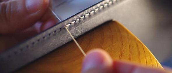魔鬼藏在细节中 | 日本手工品牌 TAPFER 制作细节美图欣赏
