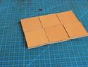 手工皮具-45度斜切直角驹缝教程