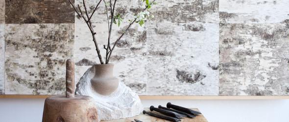 雕刻家 Brian Richer 的独特石雕器物