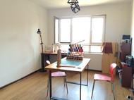 把客厅开成自己的手工工作室