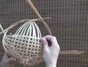 如何在十分钟之内制作一个高颜值的小竹篮
