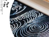 绣色团作十三期 「神奈川冲浪里」晶晶