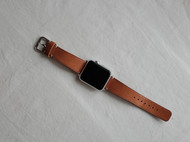 Apple Watch苹果手表皮带 | kiinii x 山人造物