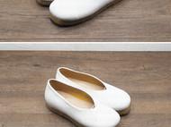 守根34到48尺码男女都可以穿禅意套脚厚底耐磨平底鞋