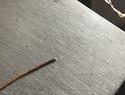 铜镶木之绿檀牛角梳