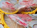 刺绣 & 珠绣蜻蜓胸针diy手工制作教程