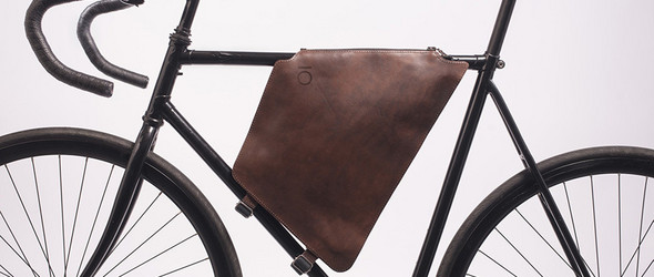 LIFT OFF:经典的二用单肩斜挂包 & 自行车袋