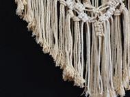 macrame 吉普赛异域风 手工编织挂毯 家居软装饰壁挂墙饰