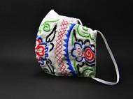 【毛毛造造】原创民族风绣花口罩 可替换pm2.5滤芯