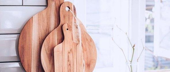 生活经验 | 实木砧板(切菜板)的深度清洁与保养