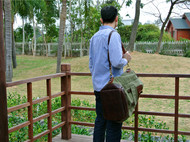 Tsanggoods 全新定番Gaia系列 战时大驮包背提两用改良款