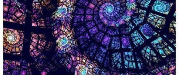 玫瑰窗和彩绘玻璃|上帝眼中的斑斓色彩