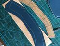 手工皮具DIY教程 | 立体名片卡包制作过程