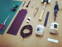 【Ingenue.A 】Vol.1  第二课  IPhone Sling 植鞣革手机挂包