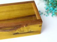 木头硬WOODIN实木传统榫卯高格调原创意手工艺礼品盒金丝楠万石弓