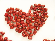 厨房里的浪漫红豆