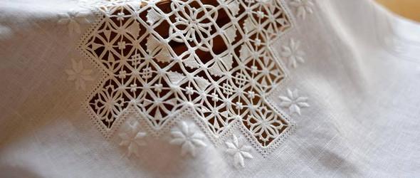 与白色一起生活 | 日本刺绣作家中野聖子的温柔白线绣世界