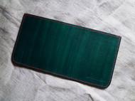 深绿Se简约长钱夹-15.04.21