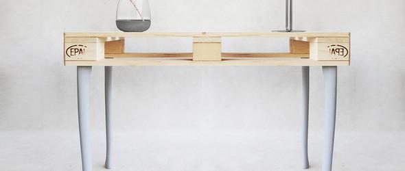 打造高逼格家具,有一堆木托盘足矣