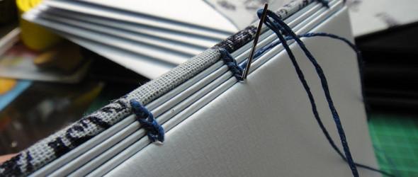 手工书之科普特缝法教程
