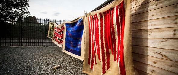 传统刺绣与当代设计的融合 | Zuzana Lalikova