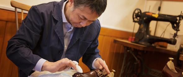 谦逊的态度做一双好鞋 - 日本鞋匠 末光宏 和ビスポークの靴工房
