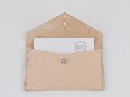 植鞣牛皮超薄 小卡片包 名片夹 男女真皮 名片包卡包女名片盒