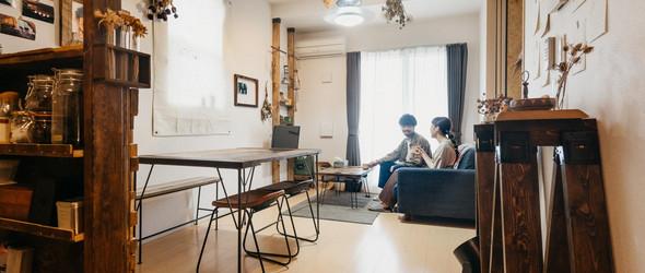自己的公寓,自己的DIY改造起来