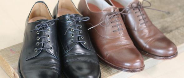 手工鞋履制作完整过程(教程)之一:工具和基础知识