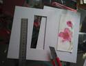 六两纸物 手工本子封面嵌窗教程