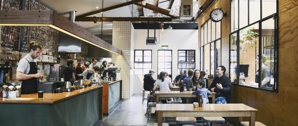 墨尔本: Seven Seeds七颗种子咖啡馆,不得不爱的美食和香浓咖啡
