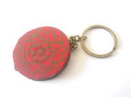 芒种先生手绘情侣挂件,直径5cm大小,挂钥匙或者挂包上都可以!