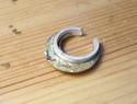 原创戒指制作过程-《燎原》
