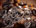 金属玫瑰 - 装饰花制作教程