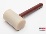 手工皮具 高强度 尼龙 锤子 打斩 冲子 安装锤约300g