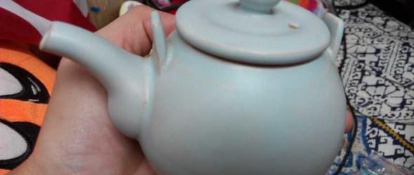 陶艺茶壶:给茶壶安装一个把手diy步骤及教程