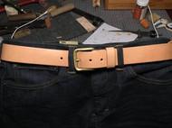订制的日本昭南手缝造型皮带-巴萨卡尔