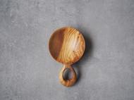 【之外】手工制 意大利进口橄榄木小勺 木质食器