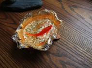小鲤鱼与金箔