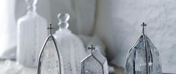 内蕴乾坤的玻璃器物 - 日本玻璃职人 Keino Glass 手工制作的玻璃器