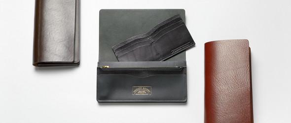 手工制作的意义-日本手工皮革品牌 ANCHOR BRIDGE 和作品集
