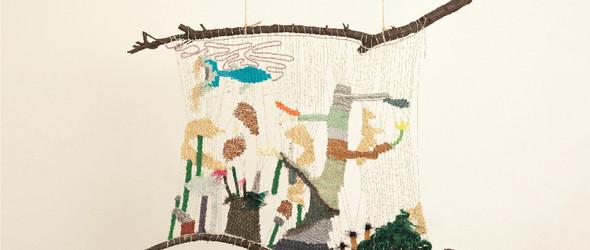 "udu textile |""织""女的爱与梦想"