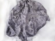 草木染 真丝丝巾 碎花多色