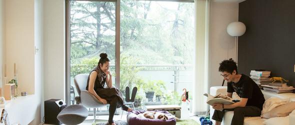 MUJI无印良品设计负责人矢野直子- 借景公园,小空间衬托温暖的生活