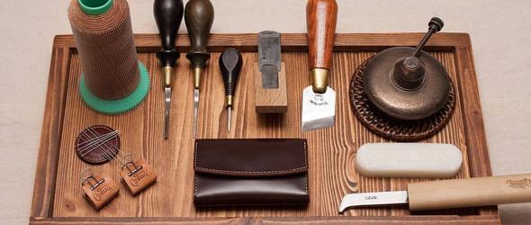 精致实用的革小物 | 韩国皮革匠人 Haesun Kim 与 GODANA 皮具工作室