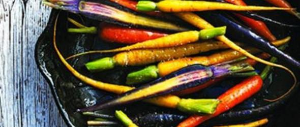 清炒胡萝卜——Buttered Carrots